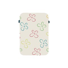 Flower Background Nature Floral Apple Ipad Mini Protective Soft Cases by Simbadda