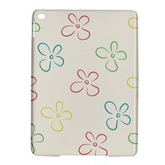 Flower Background Nature Floral Ipad Air 2 Hardshell Cases