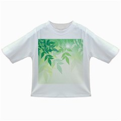 Spring Leaves Nature Light Infant/toddler T Shirts by Simbadda