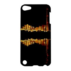 Waste Incineration Incinerator Apple Ipod Touch 5 Hardshell Case by Simbadda