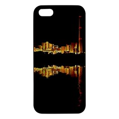 Waste Incineration Incinerator Apple Iphone 5 Premium Hardshell Case by Simbadda