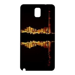 Waste Incineration Incinerator Samsung Galaxy Note 3 N9005 Hardshell Back Case by Simbadda