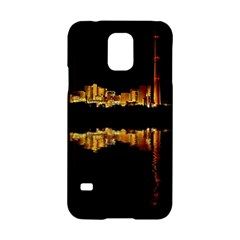 Waste Incineration Incinerator Samsung Galaxy S5 Hardshell Case  by Simbadda