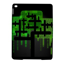 Binary Binary Code Binary System Ipad Air 2 Hardshell Cases by Simbadda