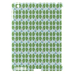 Leaf Flower Floral Green Apple Ipad 3/4 Hardshell Case (compatible With Smart Cover) by Alisyart