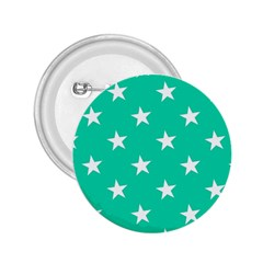 Star Pattern Paper Green 2 25  Buttons by Alisyart