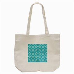 Star Blue White Line Space Sky Tote Bag (cream) by Alisyart