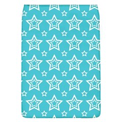 Star Blue White Line Space Sky Flap Covers (l)  by Alisyart