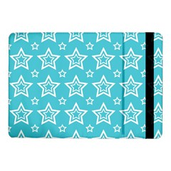 Star Blue White Line Space Sky Samsung Galaxy Tab Pro 10 1  Flip Case by Alisyart