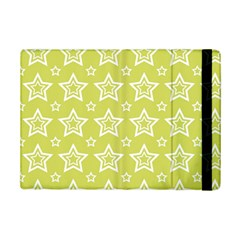 Star Yellow White Line Space Ipad Mini 2 Flip Cases by Alisyart