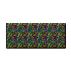 Pattern Abstract Paisley Swirls Cosmetic Storage Cases by Simbadda