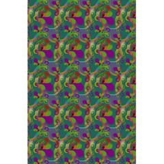 Pattern Abstract Paisley Swirls 5 5  X 8 5  Notebooks by Simbadda