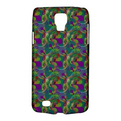 Pattern Abstract Paisley Swirls Galaxy S4 Active by Simbadda