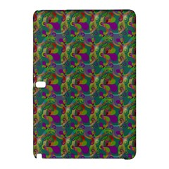 Pattern Abstract Paisley Swirls Samsung Galaxy Tab Pro 10 1 Hardshell Case by Simbadda