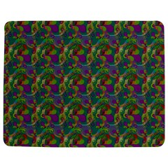Pattern Abstract Paisley Swirls Jigsaw Puzzle Photo Stand (rectangular) by Simbadda