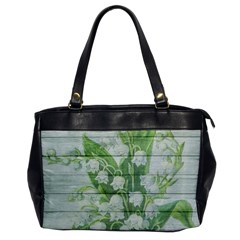 On Wood May Lily Of The Valley Office Handbags