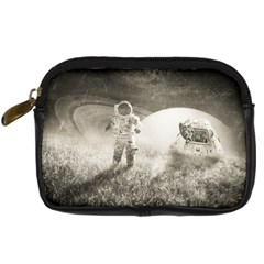 Astronaut Space Travel Space Digital Camera Cases by Simbadda