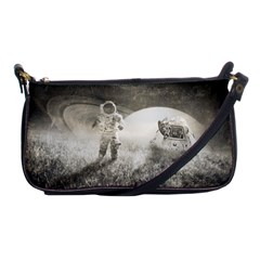 Astronaut Space Travel Space Shoulder Clutch Bags