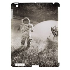 Astronaut Space Travel Space Apple Ipad 3/4 Hardshell Case (compatible With Smart Cover)