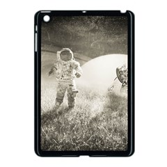 Astronaut Space Travel Space Apple Ipad Mini Case (black) by Simbadda