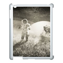 Astronaut Space Travel Space Apple Ipad 3/4 Case (white) by Simbadda
