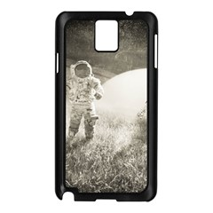 Astronaut Space Travel Space Samsung Galaxy Note 3 N9005 Case (black) by Simbadda