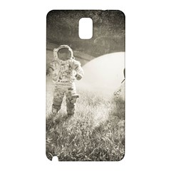 Astronaut Space Travel Space Samsung Galaxy Note 3 N9005 Hardshell Back Case by Simbadda