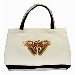 Butterfly Animal Insect Isolated Basic Tote Bag by Simbadda