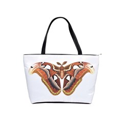 Butterfly Animal Insect Isolated Shoulder Handbags by Simbadda