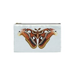 Butterfly Animal Insect Isolated Cosmetic Bag (small)  by Simbadda