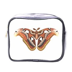 Butterfly Animal Insect Isolated Mini Toiletries Bags by Simbadda