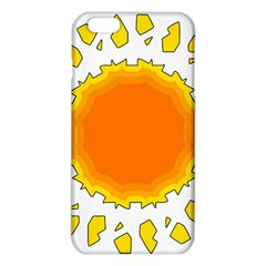Sun Hot Orange Yrllow Light Iphone 6 Plus/6s Plus Tpu Case by Alisyart
