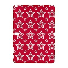 Star Red White Line Space Galaxy Note 1 by Alisyart
