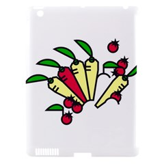 Tomatoes Carrots Apple Ipad 3/4 Hardshell Case (compatible With Smart Cover)