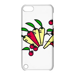 Tomatoes Carrots Apple Ipod Touch 5 Hardshell Case With Stand by Alisyart