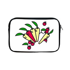 Tomatoes Carrots Apple Ipad Mini Zipper Cases by Alisyart