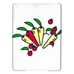 Tomatoes Carrots Ipad Air Hardshell Cases by Alisyart