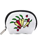 Tomatoes Carrots Accessory Pouches (Small)  Front