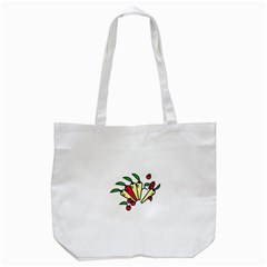 Tomatoes Carrots Tote Bag (white) by Alisyart