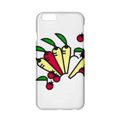 Tomatoes Carrots Apple Iphone 6/6s Hardshell Case by Alisyart
