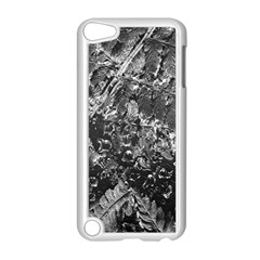 Fern Raindrops Spiderweb Cobweb Apple Ipod Touch 5 Case (white) by Simbadda