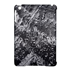 Fern Raindrops Spiderweb Cobweb Apple Ipad Mini Hardshell Case (compatible With Smart Cover) by Simbadda
