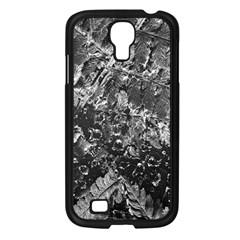 Fern Raindrops Spiderweb Cobweb Samsung Galaxy S4 I9500/ I9505 Case (black) by Simbadda