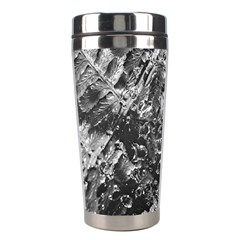 Fern Raindrops Spiderweb Cobweb Stainless Steel Travel Tumblers by Simbadda