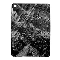 Fern Raindrops Spiderweb Cobweb Ipad Air 2 Hardshell Cases by Simbadda