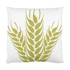 Tree Wheat Standard Cushion Case (one Side) by Alisyart