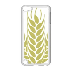 Tree Wheat Apple Ipod Touch 5 Case (white)