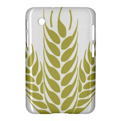 Tree Wheat Samsung Galaxy Tab 2 (7 ) P3100 Hardshell Case  by Alisyart