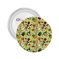 Wine Cheede Fruit Purple Yellow 2 25  Buttons