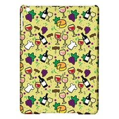 Wine Cheede Fruit Purple Yellow Ipad Air Hardshell Cases by Alisyart